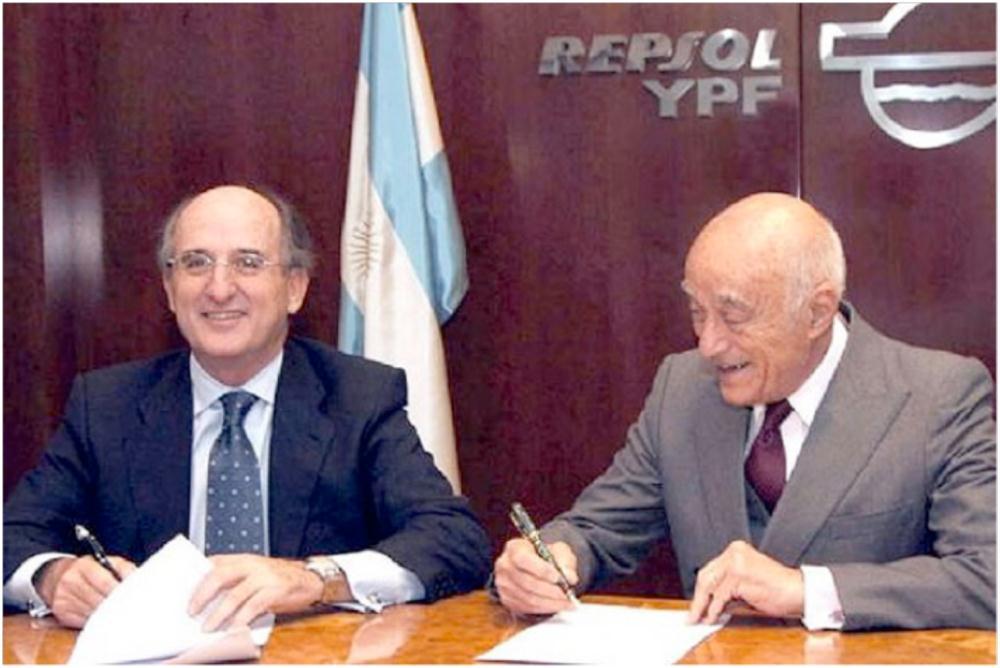 Resultado de imagen para Enrique y Sebastián Eskenazi,