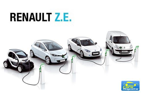 Renault Ya Trabaja Para Vender Autos Electricos En La Argentina