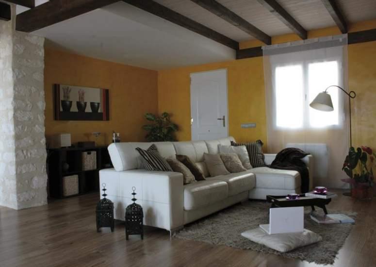 Darle vida a nuestro sal n sabiendo combinar los colores for Como combinar colores para una casa