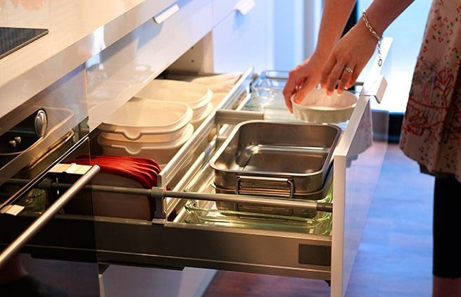 Organizadores para alacenas y cajones de cocina - Cajones de cocina ikea ...