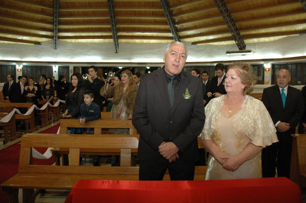 Daniela Muñoz Y Mauricio Aguirre Llegan Al Altar Revista Q
