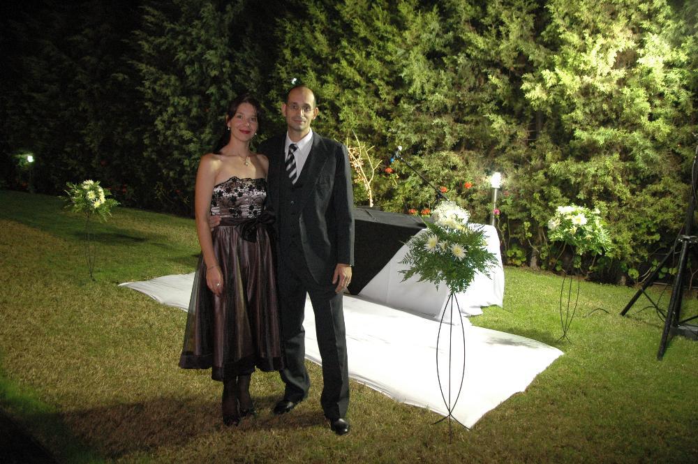 Ana Patricia Gonzalez Y Su Esposo Boda