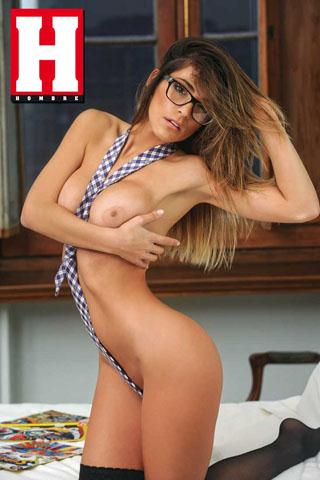 fotos revista playboy victoria: