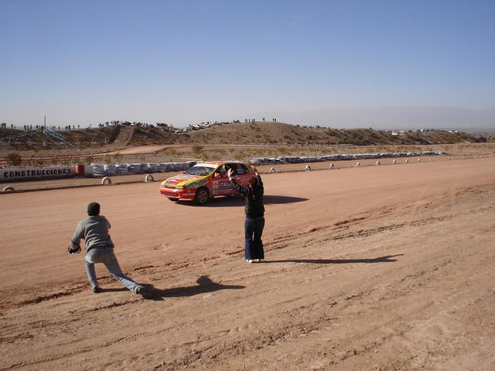 Circuito Zonda : San juan autodromo el zonda valle de la luna ischigualasto