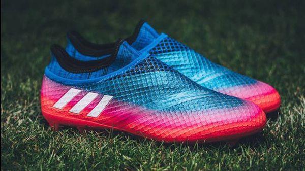 Lionel Messi estrenará botines multicolor - DiarioLaVentana.com 0883504faf277