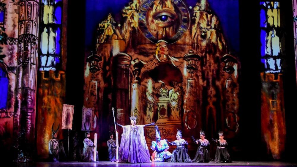 La Flauta Mágica del Teatro del Bicentenario llega a México -  DiarioLaVentana.com