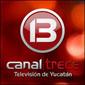 Canal 13 Yucatán México